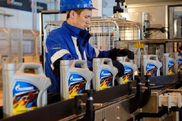 Горюче-смазочные вещества компании Газпромнефть