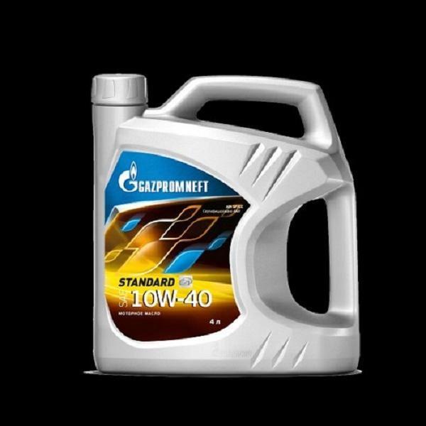 Смазка для мотора Газпромнефть 10W40 (Стандарт)