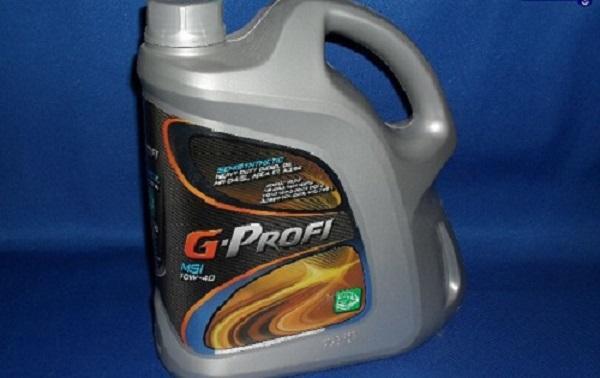 Смазывающее вещество для двигателя (Профи) 10W-40