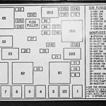 Схема звеньев цепи БП, установленного под капотом