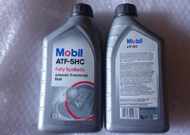 Жидкость ATF SHC