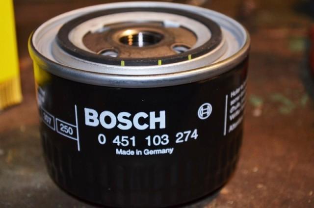 Маслофильтр Bosch