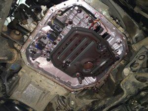 Замена масла в вариаторе Toyota RAV4