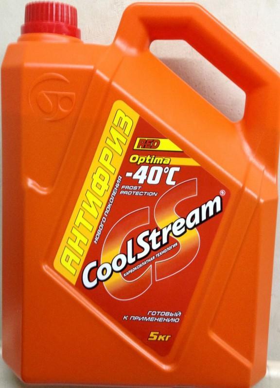 Охлаждающая жидкость Coolstream Optima -40