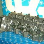 Головка блока цилиндров в демонтированном виде