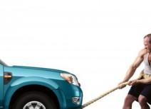Как буксировать автомобиль с АКПП?