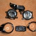 Комплект противотуманных фар на Форд Фокус