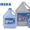 Тосол Аляска синего цвета