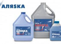 Аляска — незаменимый продукт для автомобиля в любой сезон