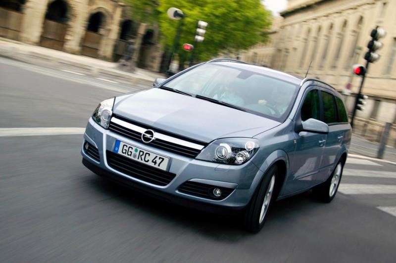 Автомобиль Opel Astra 1.9 CDTi