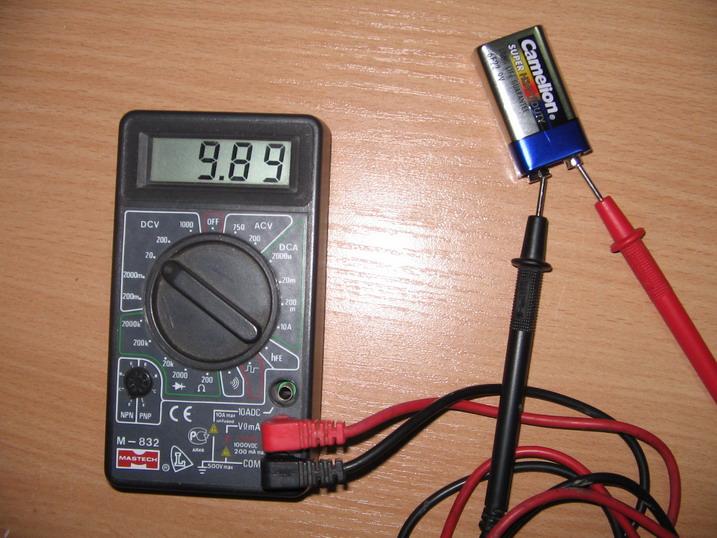 Цифровой мультиметр для проверки состояния цепи
