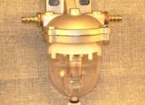 Жизненно важный элемент топливной системы — фильтр грубой очистки