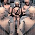 Ремни безопасности на манекенах