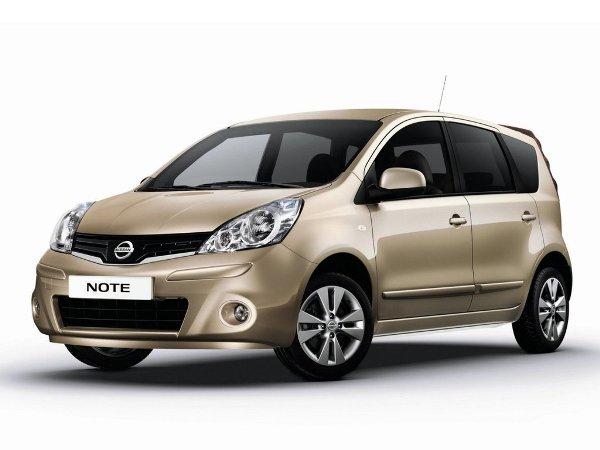 Автомобиль Nissan Note