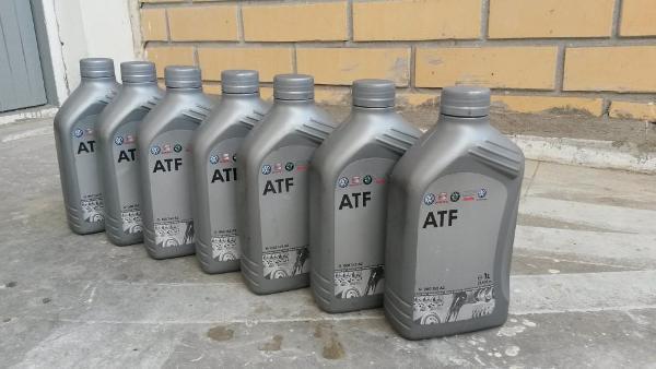 Смазка для автоматических КПП от Ауди