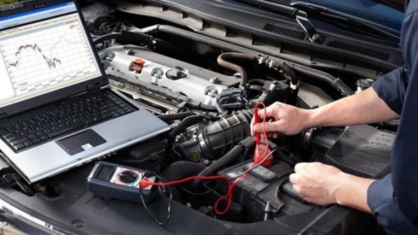 Компьютерная проверка систем авто