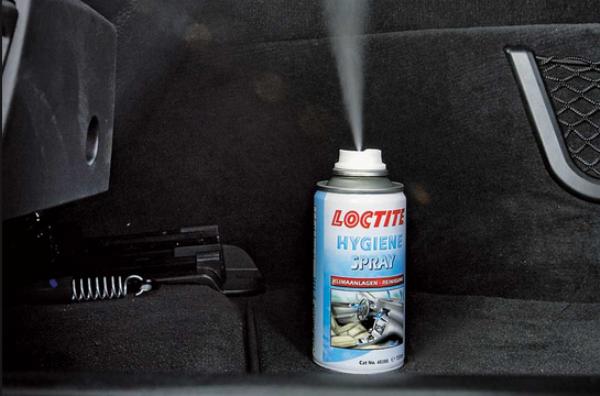 Аэрозоль для прочистки системы кондиционирования авто