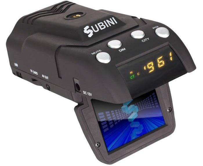 Гибридное устройство SUBINI GR-H9+