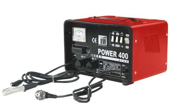 ЗУ Power 400 для АКБ авто