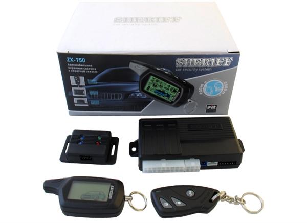 Модель Sheriff-ZX-750