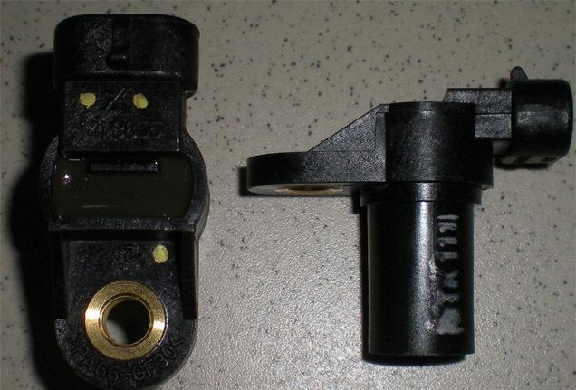 Датчик фаз автомобиля ВАЗ 2114
