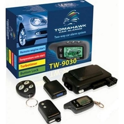 Комплект сигнализации TZ 9030