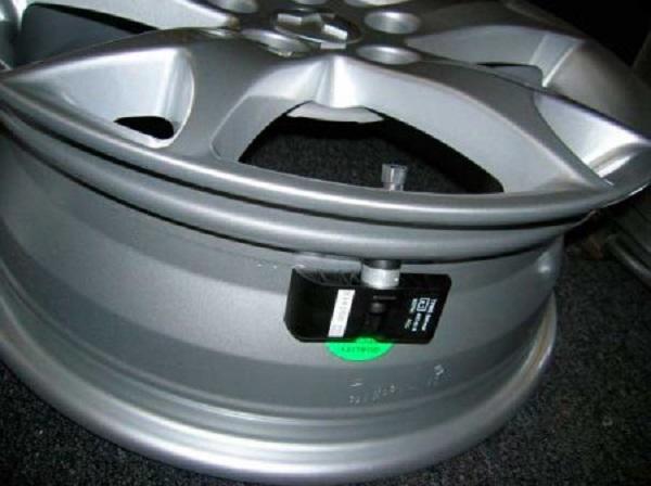 Прибор на диске