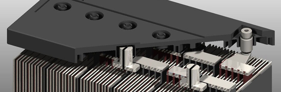 AGM устройство в разрезе