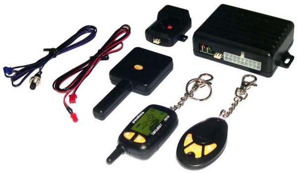 Комплект сигнализации Pantera
