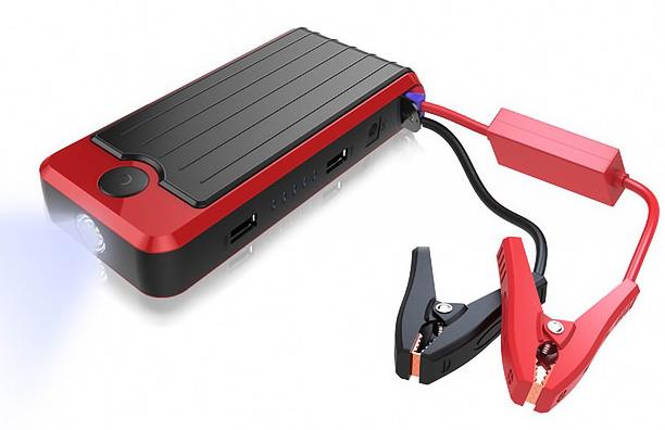 Портативное пуско-зарядное устройство для АКБ