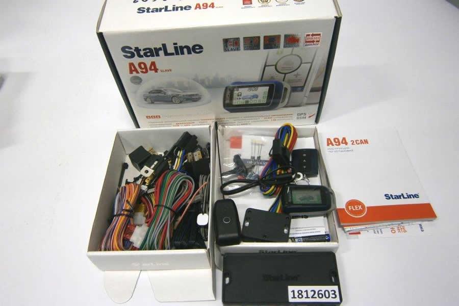 Комплект сигнализации A94