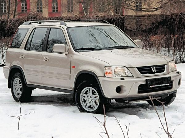 Автомобиль Хонда СРВ