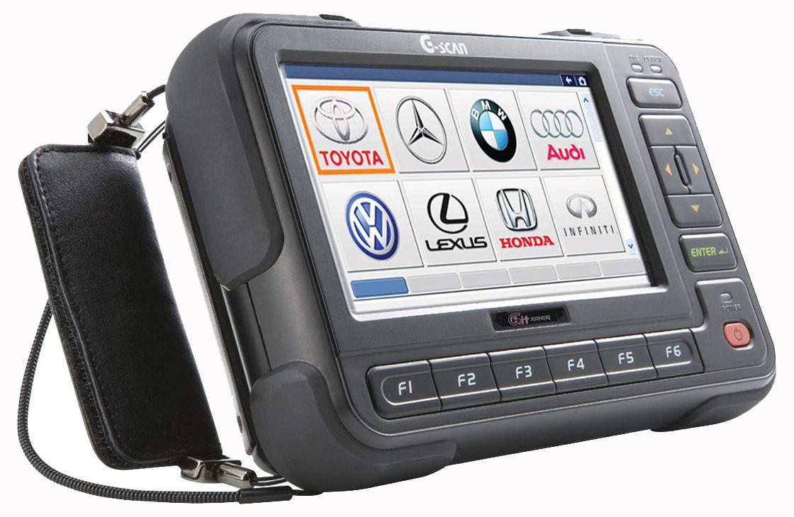 Сканер для диагностики автомобилей