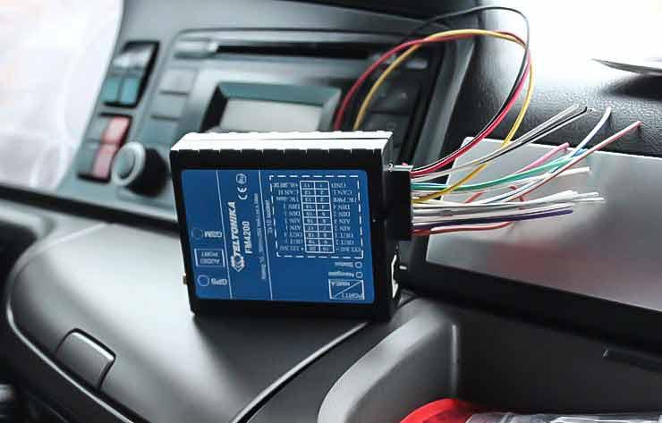 GPS-маяк автомобильный