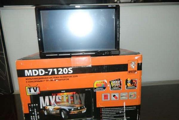 Комплект MDD 7120s