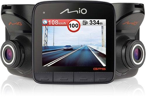 Автомобильный видеорегистратор Mio