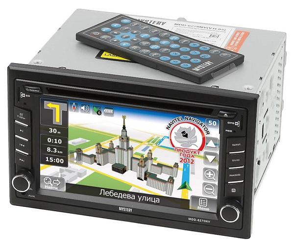 Модель MDD 6270NV с GPS