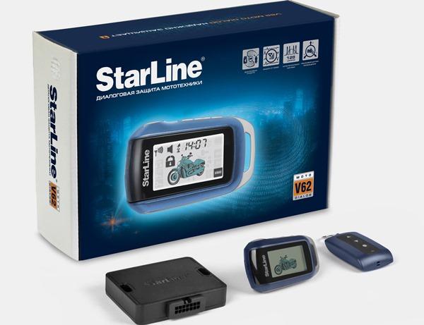 Комплект сигнализации Starline