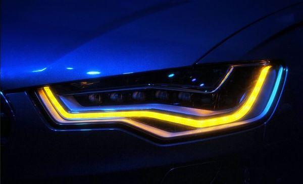 Светодиодные лампы в автомобильной оптике