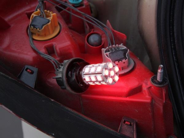 Замена штатного элемента на светодиодный