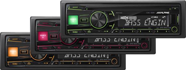 Автомобильные аудиосистемы Alpine