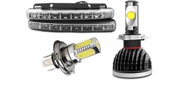 Светодиодные элементы для ближнего освещения