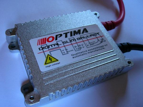 Блок управления лампами Optima