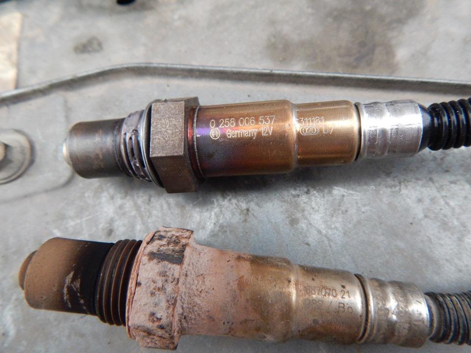 Новый и старый кислородные устройства