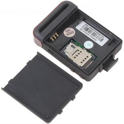 Открытый GPS-трекер
