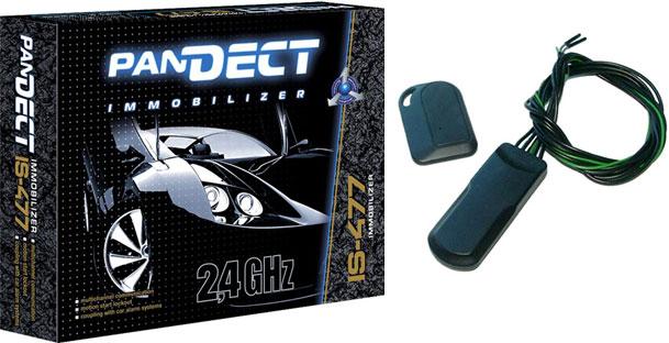 Комплект противоугонной установки Pandect