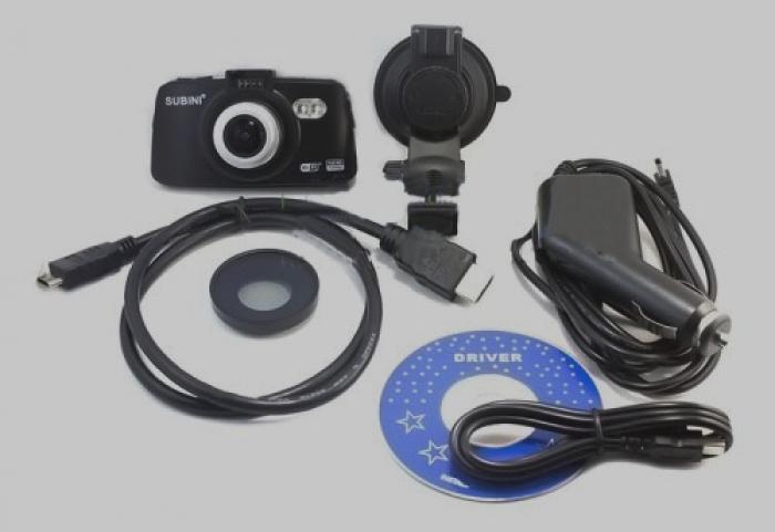 Полный комплект для подключения и установки гаджета модели Subini R660