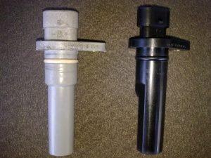 Приоровский и калиновский датчики скорости