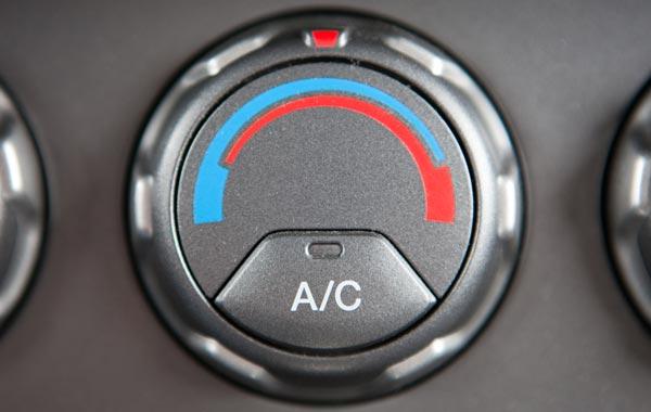 Регулятор управления работы автомобильного кондиционера