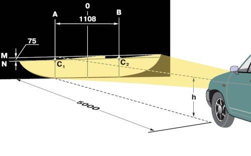 Схема для настройки освещения на «десятке»